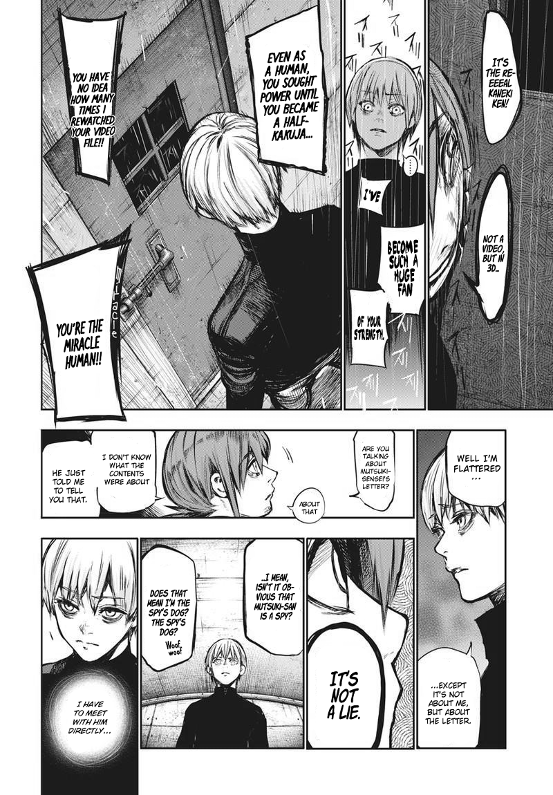 Tokyo Ghoulre Chapter 131  Online Free Manga Read Image 5