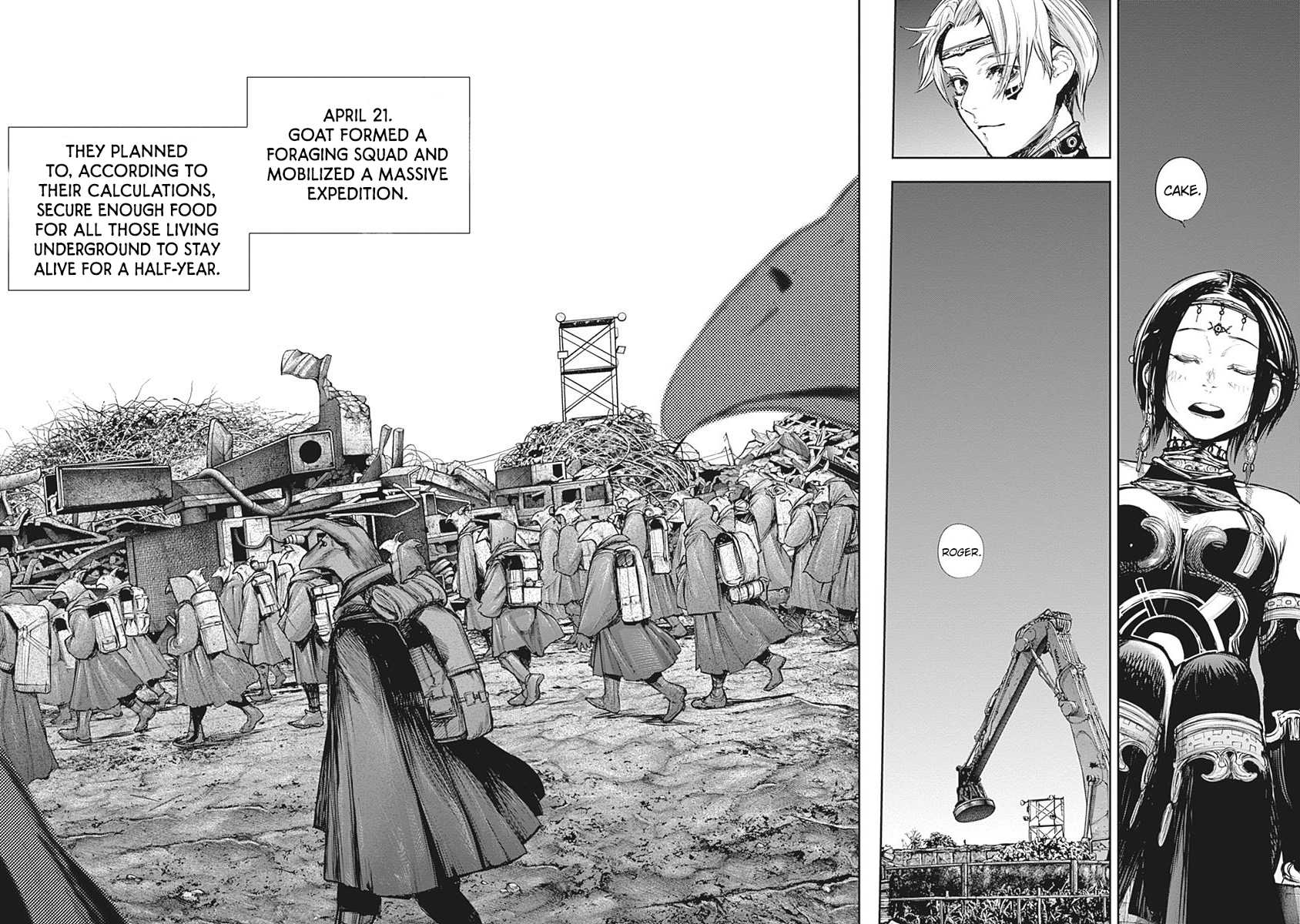 Tokyo Ghoulre Chapter 132  Online Free Manga Read Image 16