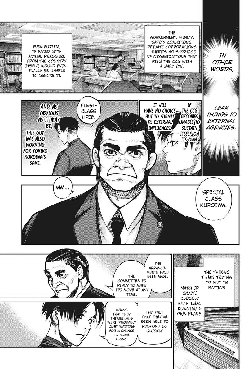 Tokyo Ghoulre Chapter 133  Online Free Manga Read Image 5