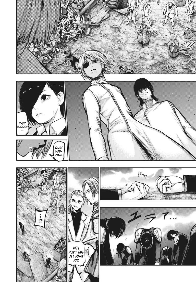 Tokyo Ghoulre Chapter 134  Online Free Manga Read Image 18