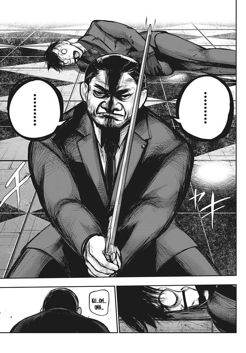 Tokyo Ghoulre Chapter 135  Online Free Manga Read Image 11