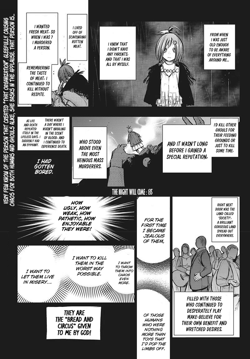 Tokyo Ghoulre Chapter 135  Online Free Manga Read Image 3