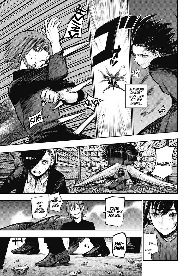 Tokyo Ghoulre Chapter 136  Online Free Manga Read Image 5