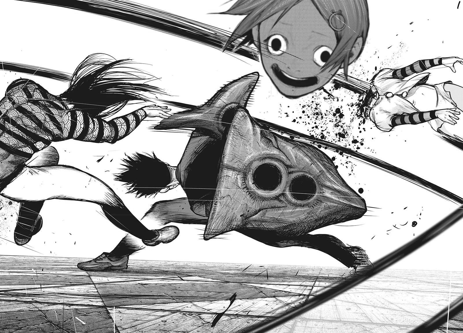 Tokyo Ghoulre Chapter 137  Online Free Manga Read Image 10