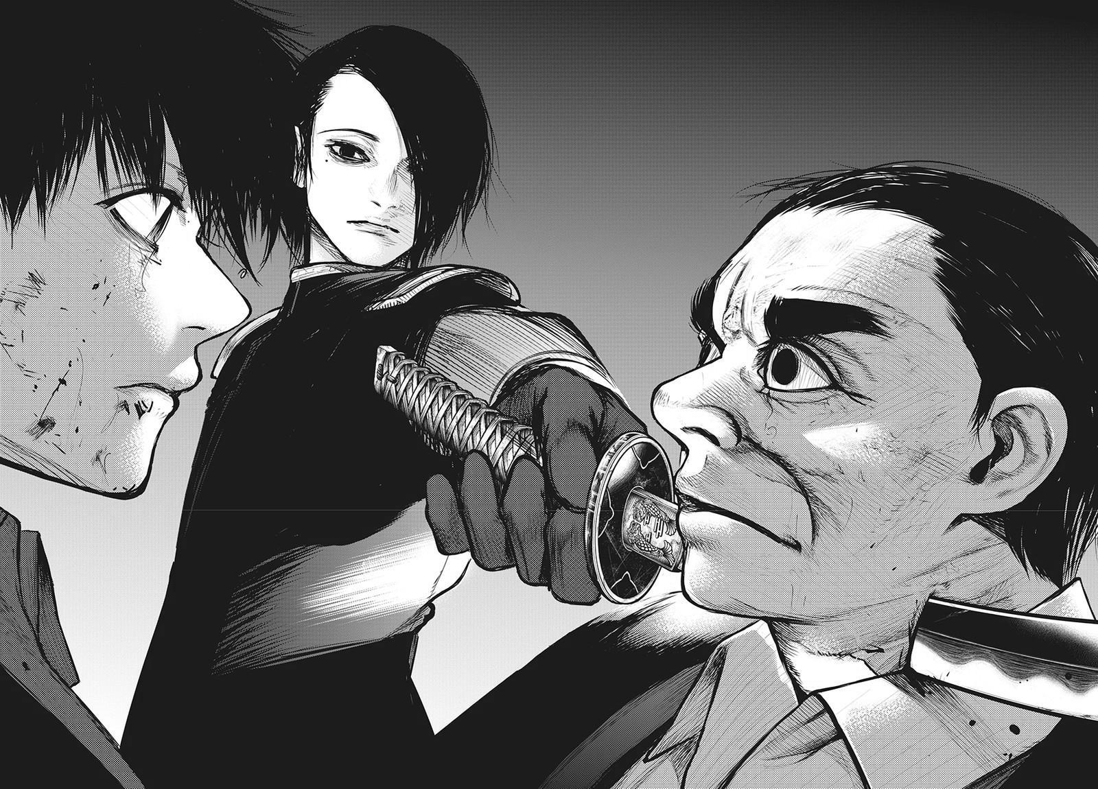 Tokyo Ghoulre Chapter 137  Online Free Manga Read Image 15
