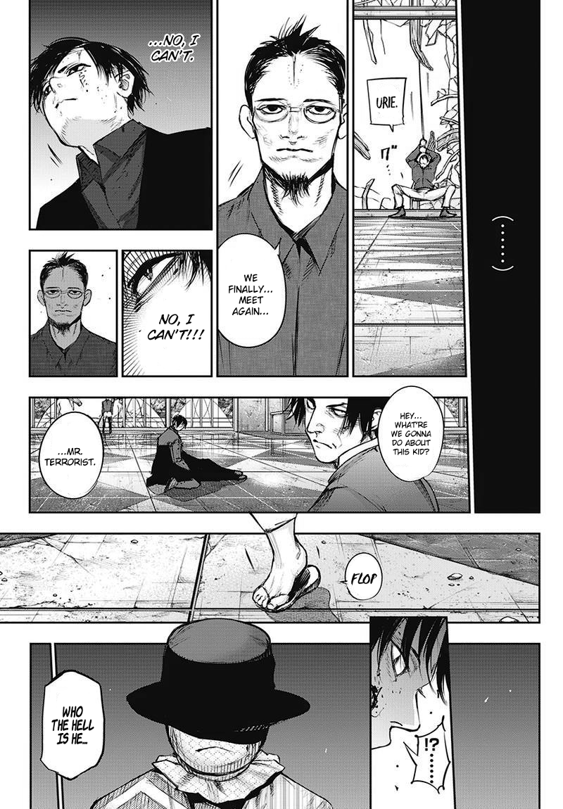Tokyo Ghoulre Chapter 138  Online Free Manga Read Image 15