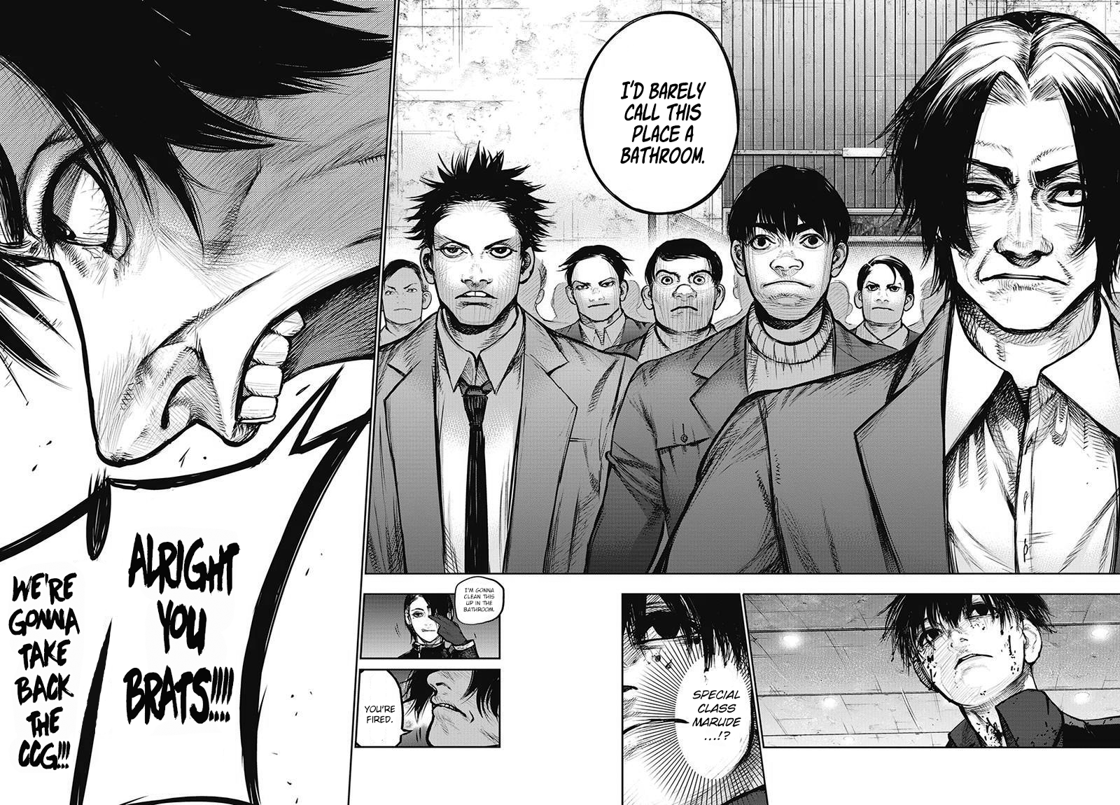 Tokyo Ghoulre Chapter 138  Online Free Manga Read Image 4