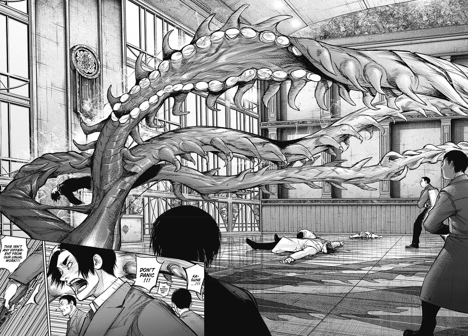 Tokyo Ghoulre Chapter 138  Online Free Manga Read Image 7