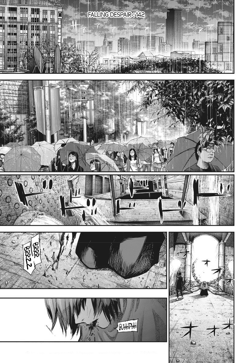 Tokyo Ghoulre Chapter 142  Online Free Manga Read Image 4