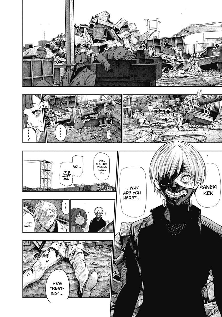 Tokyo Ghoulre Chapter 143  Online Free Manga Read Image 3