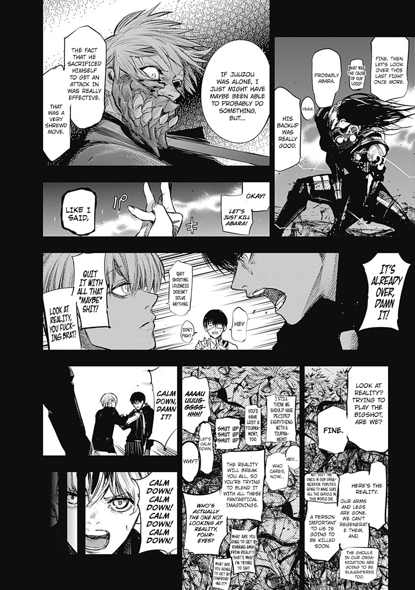 Tokyo Ghoulre Chapter 144  Online Free Manga Read Image 10