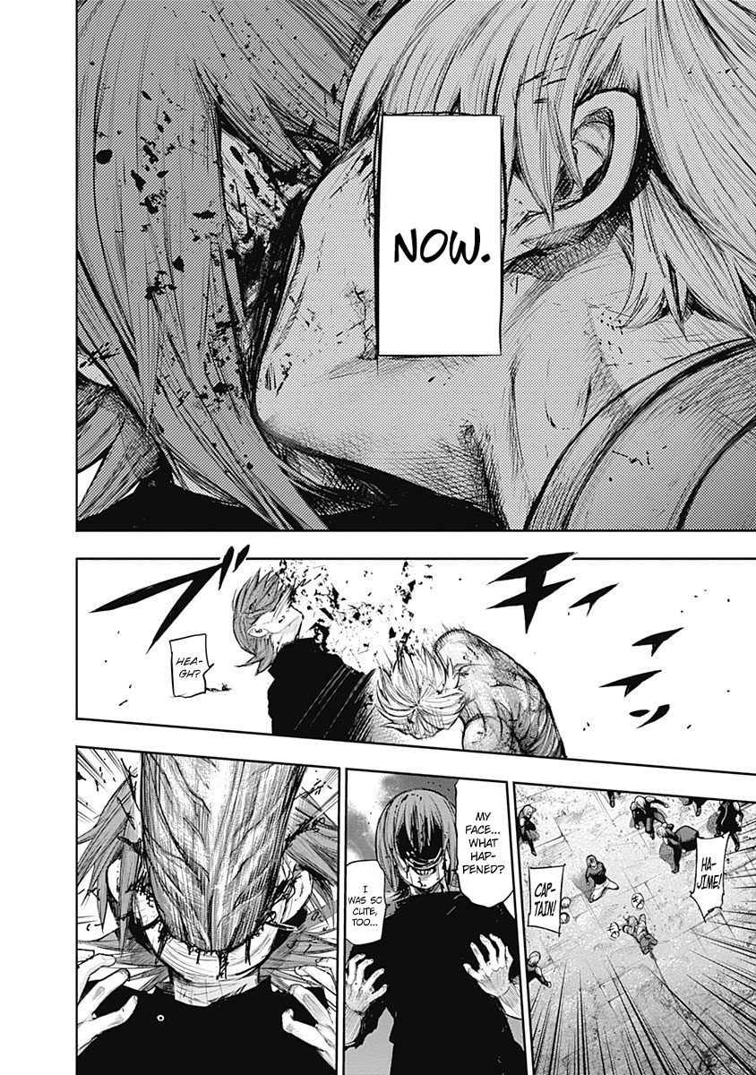 Tokyo Ghoulre Chapter 144  Online Free Manga Read Image 14