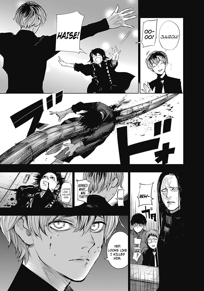 Tokyo Ghoulre Chapter 144  Online Free Manga Read Image 5