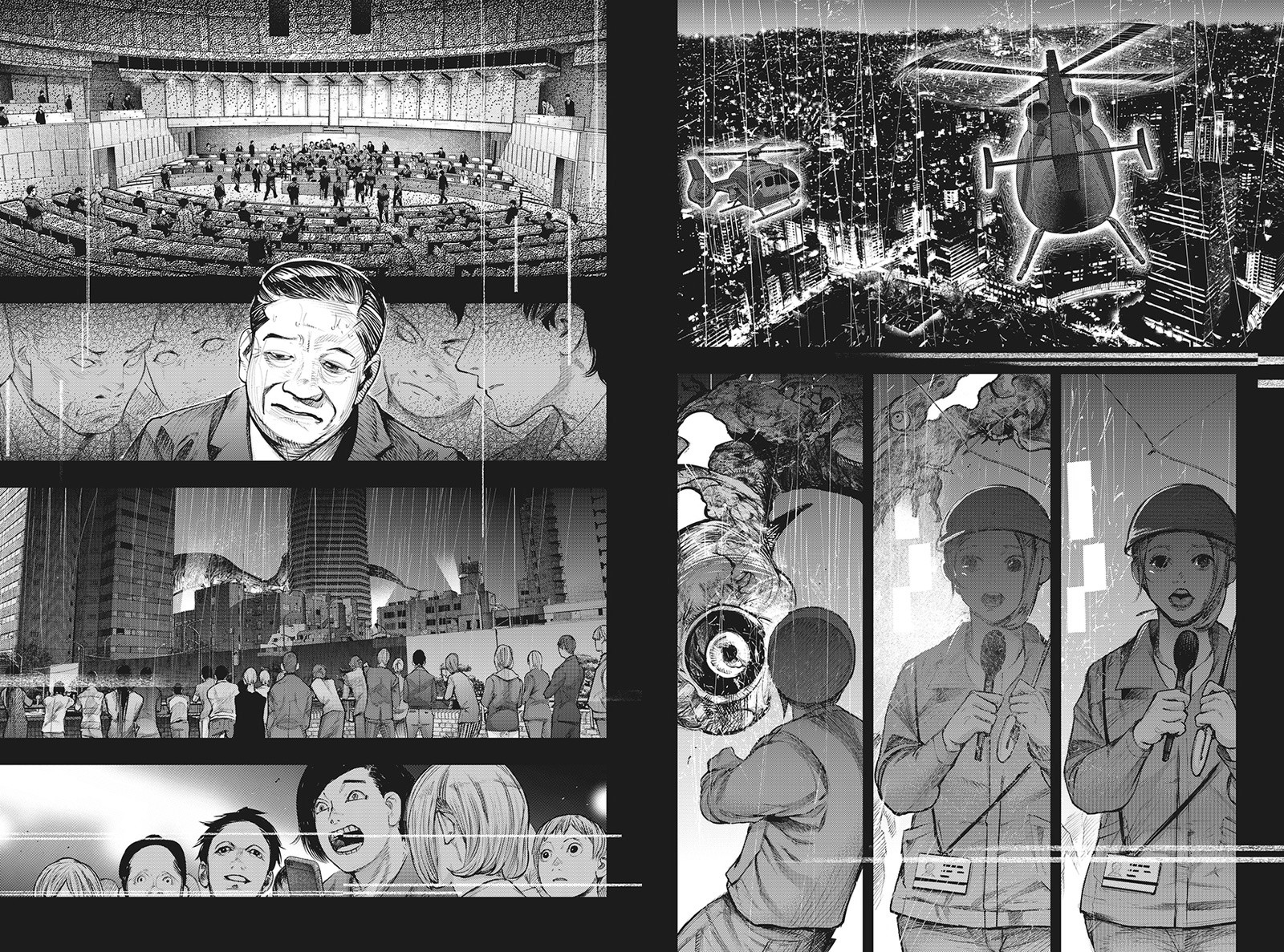 Tokyo Ghoulre Chapter 145  Online Free Manga Read Image 6