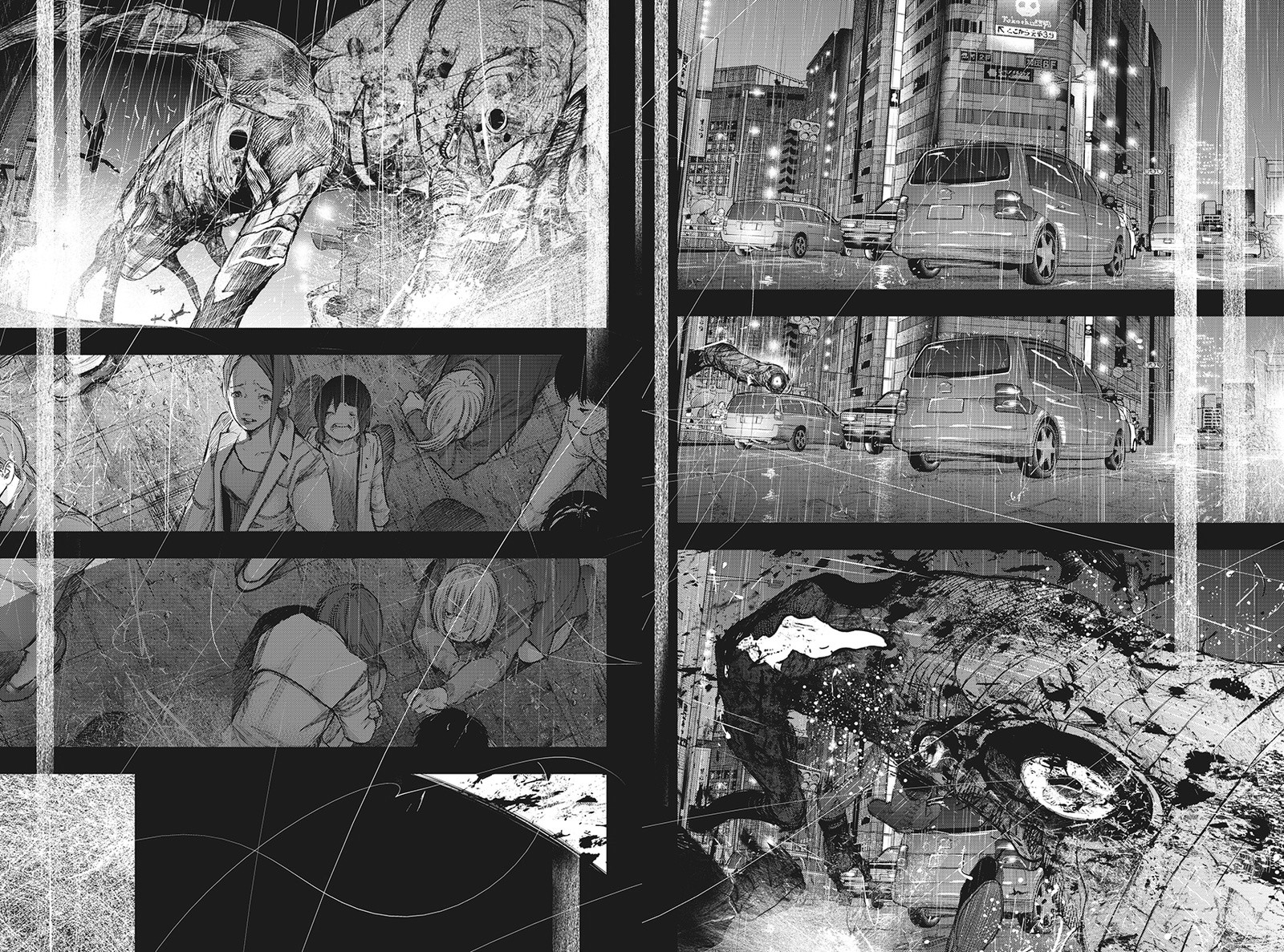 Tokyo Ghoulre Chapter 145  Online Free Manga Read Image 7