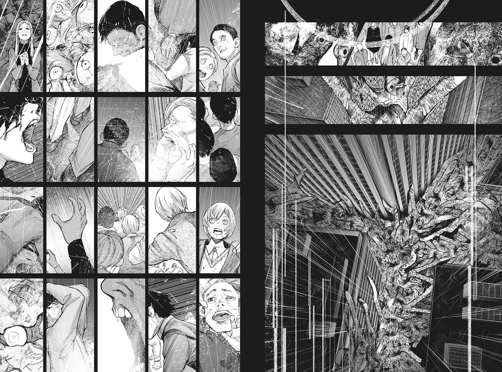 Tokyo Ghoulre Chapter 145  Online Free Manga Read Image 8