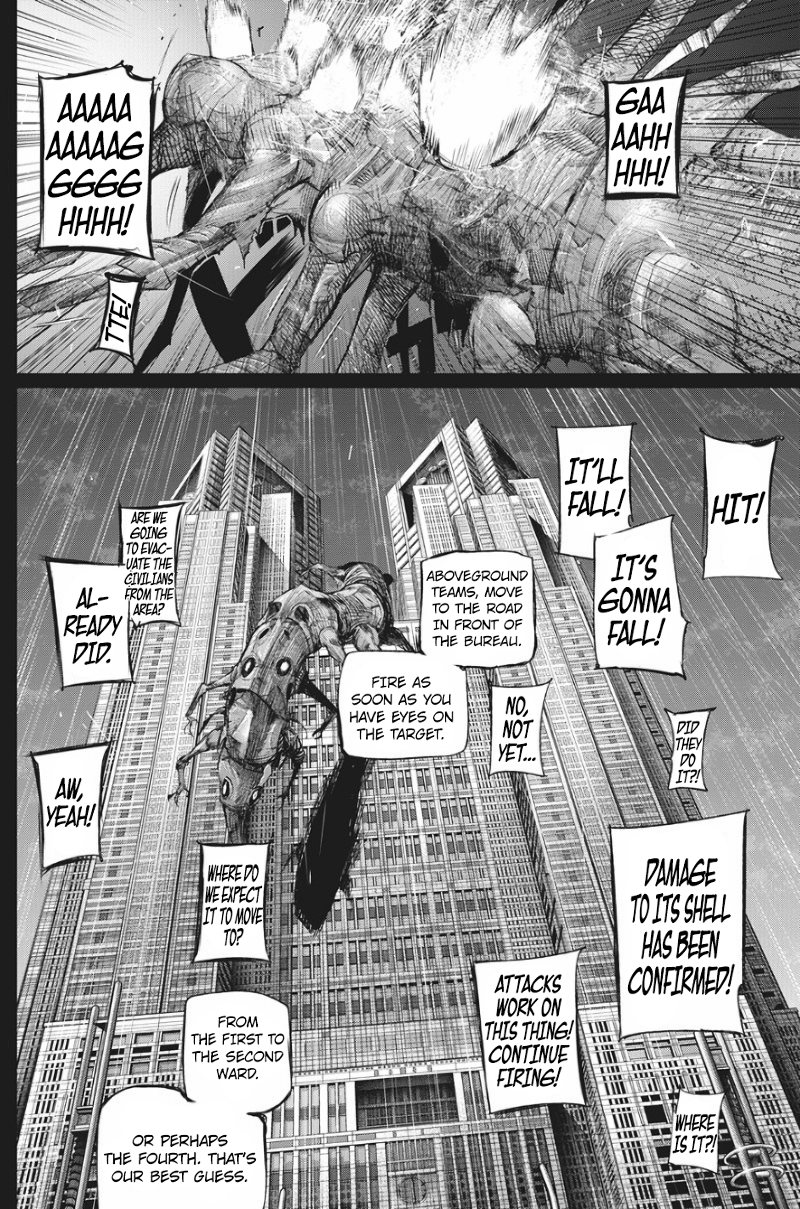 Tokyo Ghoulre Chapter 146  Online Free Manga Read Image 3