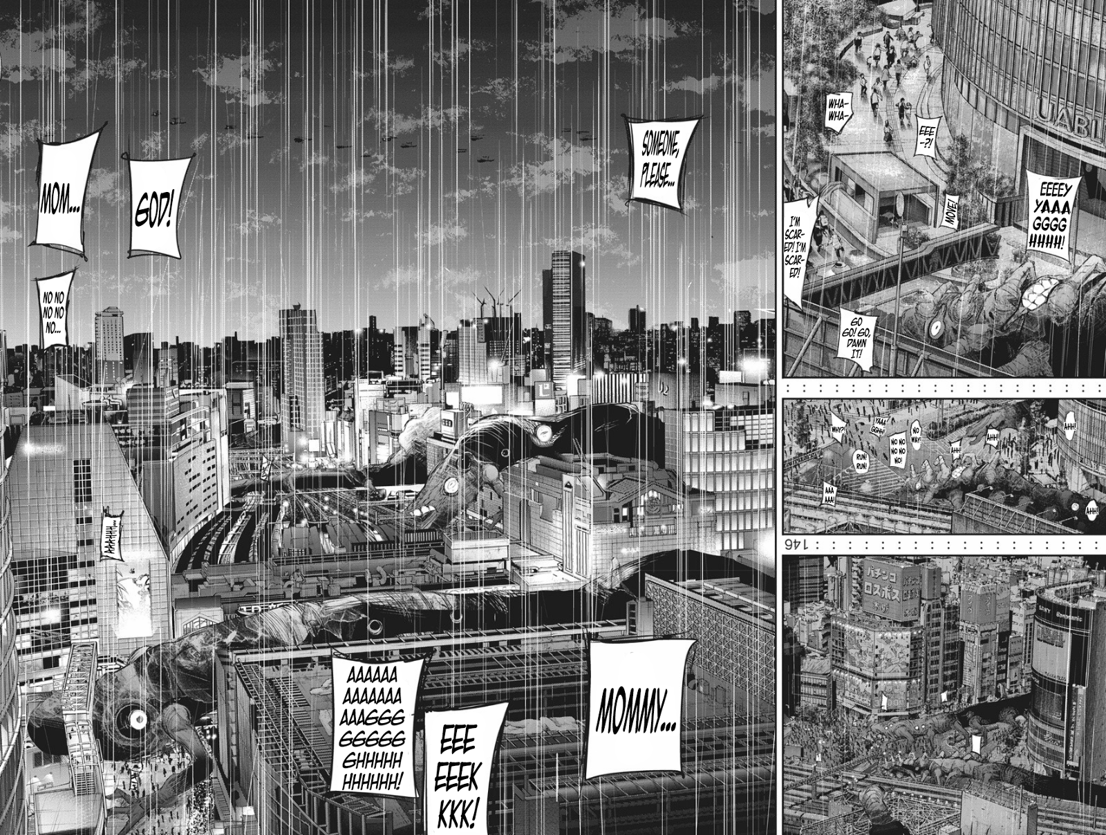Tokyo Ghoulre Chapter 146  Online Free Manga Read Image 8