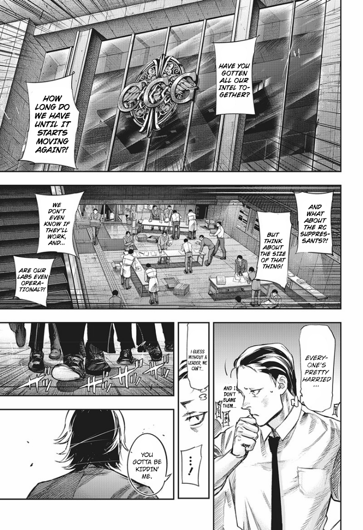 Tokyo Ghoulre Chapter 147  Online Free Manga Read Image 14