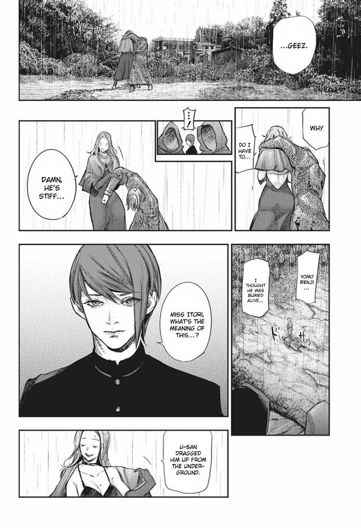 Tokyo Ghoulre Chapter 148  Online Free Manga Read Image 15