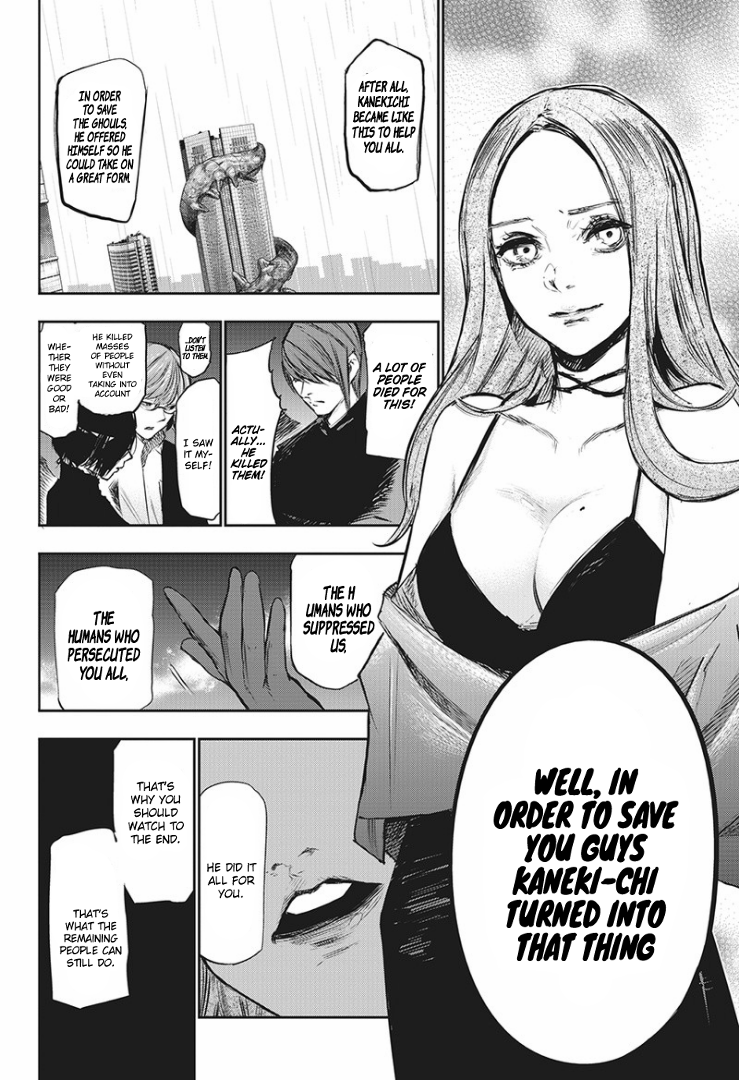 Tokyo Ghoulre Chapter 148  Online Free Manga Read Image 17