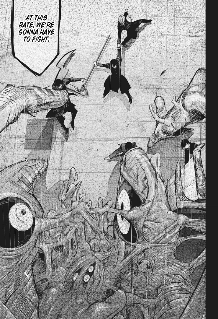 Tokyo Ghoulre Chapter 148  Online Free Manga Read Image 4