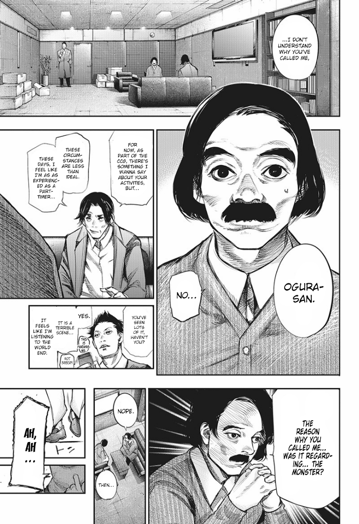 Tokyo Ghoulre Chapter 148  Online Free Manga Read Image 6
