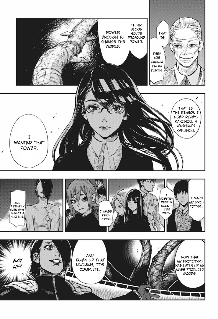 Tokyo Ghoulre Chapter 149  Online Free Manga Read Image 11