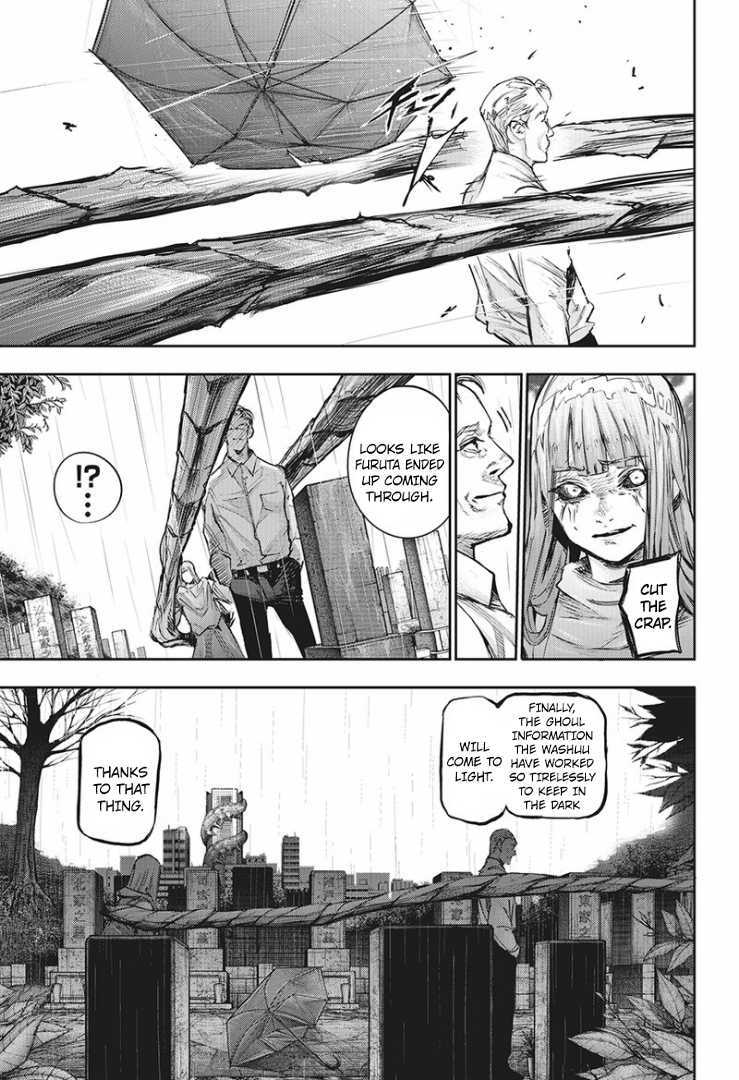 Tokyo Ghoulre Chapter 149  Online Free Manga Read Image 9