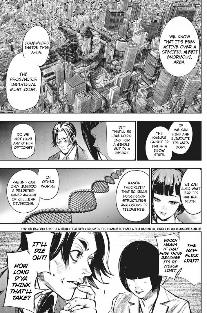 Tokyo Ghoulre Chapter 150  Online Free Manga Read Image 4