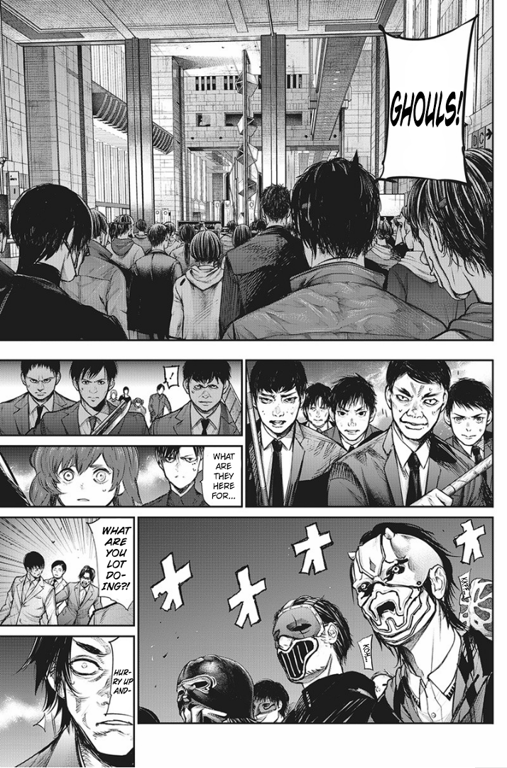 Tokyo Ghoulre Chapter 150  Online Free Manga Read Image 6