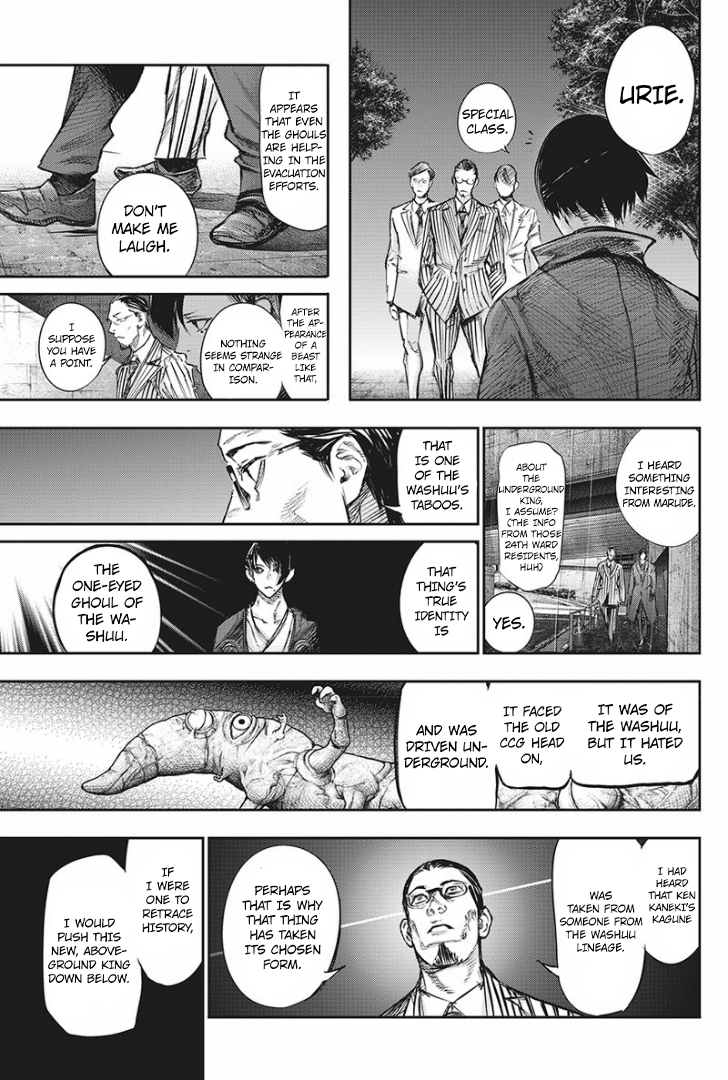 Tokyo Ghoulre Chapter 151  Online Free Manga Read Image 12