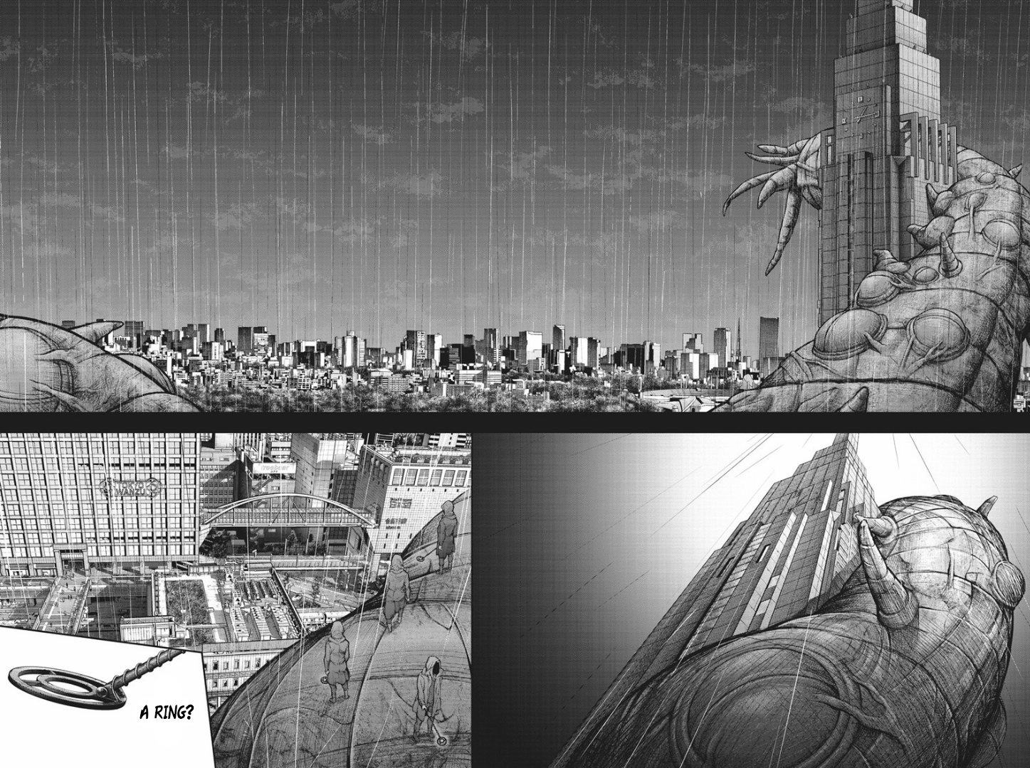 Tokyo Ghoulre Chapter 152  Online Free Manga Read Image 3