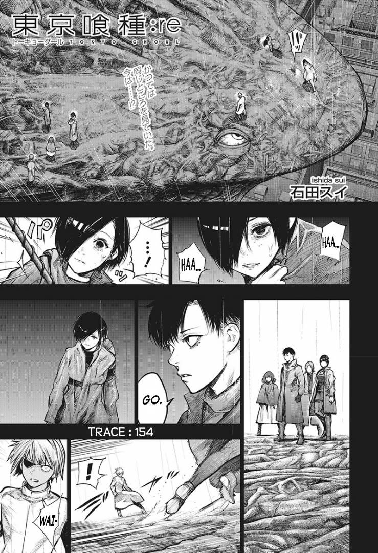 Tokyo Ghoulre Chapter 154  Online Free Manga Read Image 2
