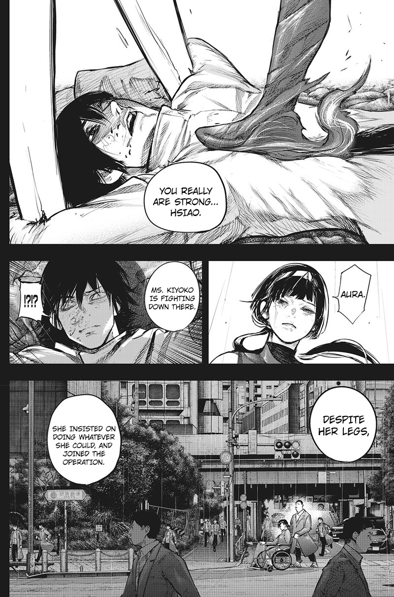 Tokyo Ghoulre Chapter 155  Online Free Manga Read Image 11