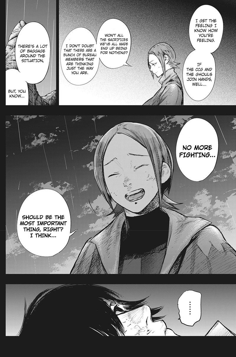Tokyo Ghoulre Chapter 155  Online Free Manga Read Image 13