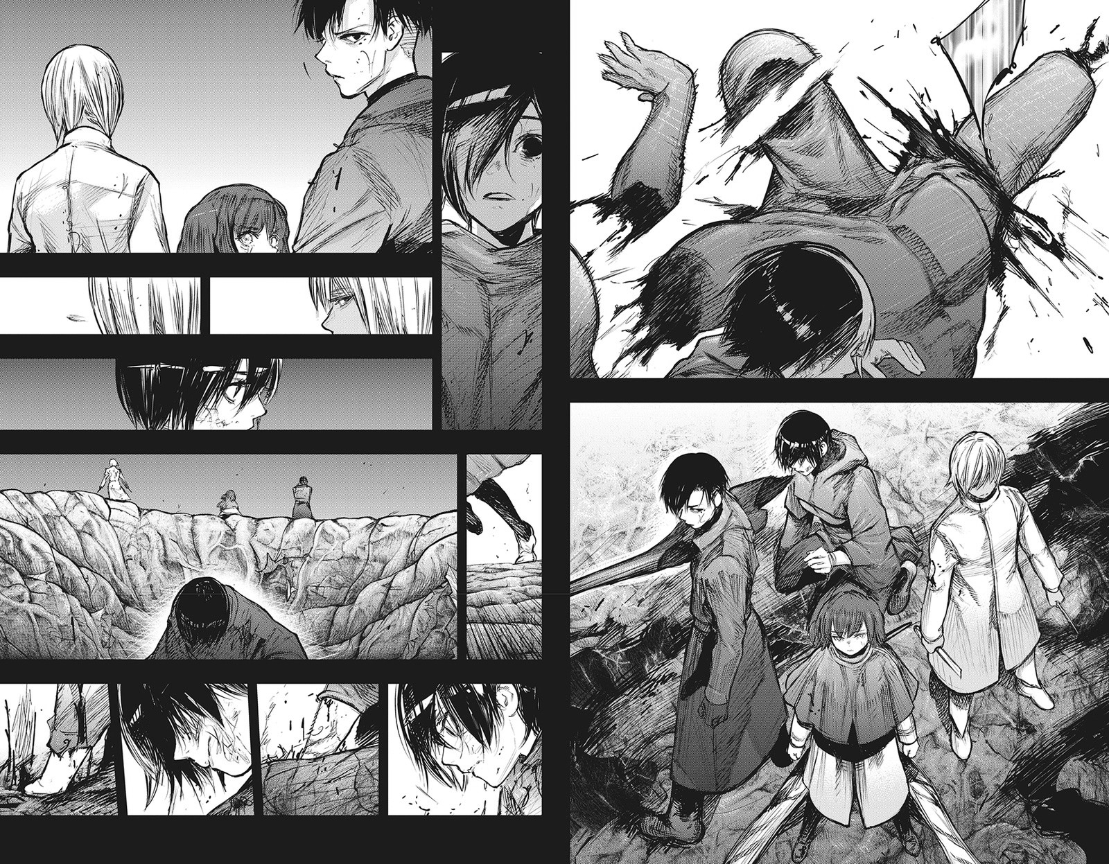 Tokyo Ghoulre Chapter 160  Online Free Manga Read Image 10