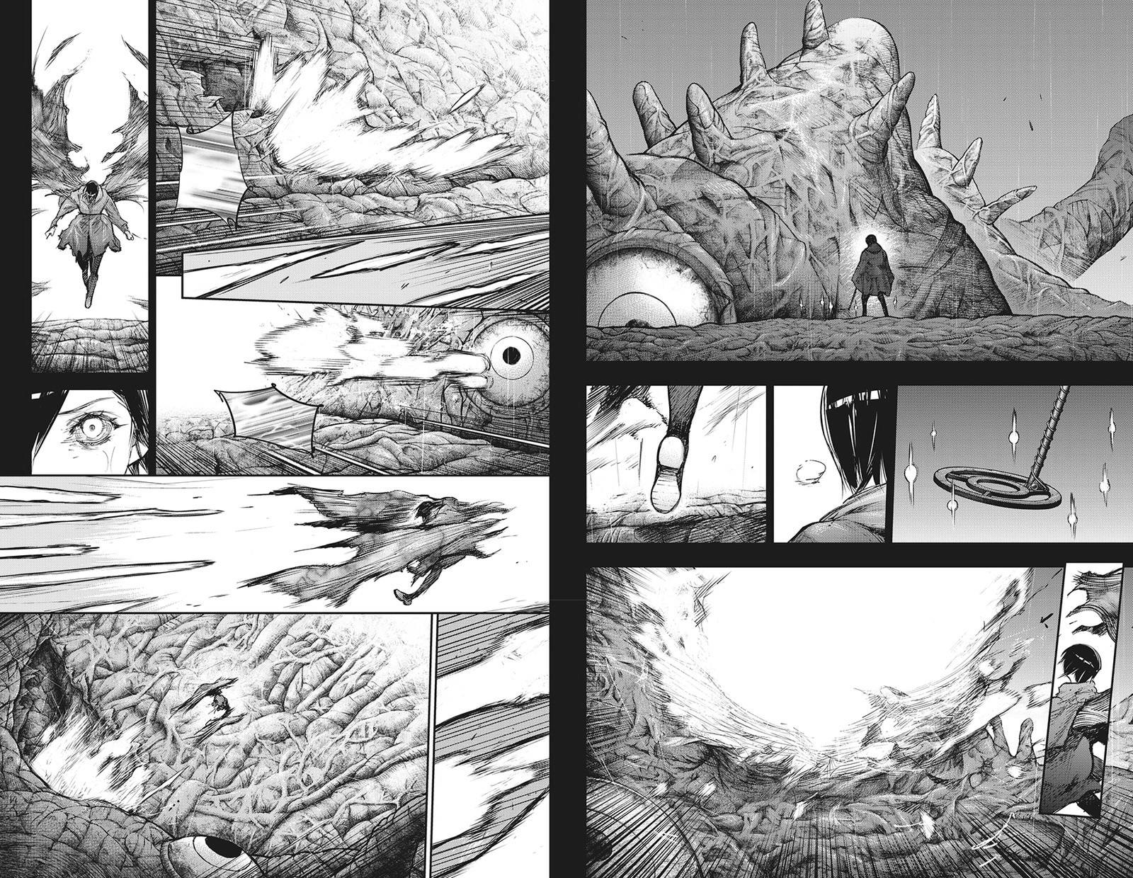 Tokyo Ghoulre Chapter 160  Online Free Manga Read Image 4
