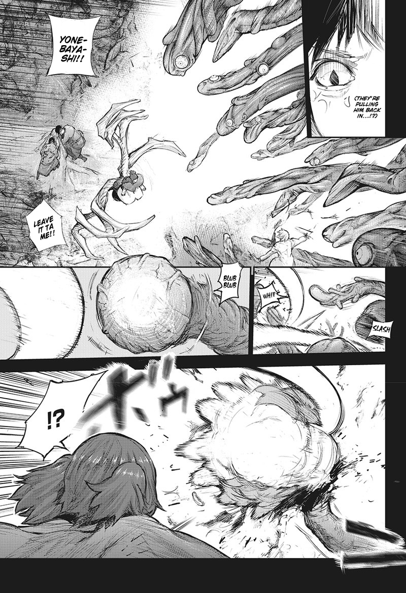 Tokyo Ghoulre Chapter 161  Online Free Manga Read Image 10