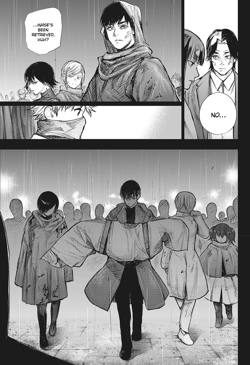 Tokyo Ghoulre Chapter 161  Online Free Manga Read Image 16