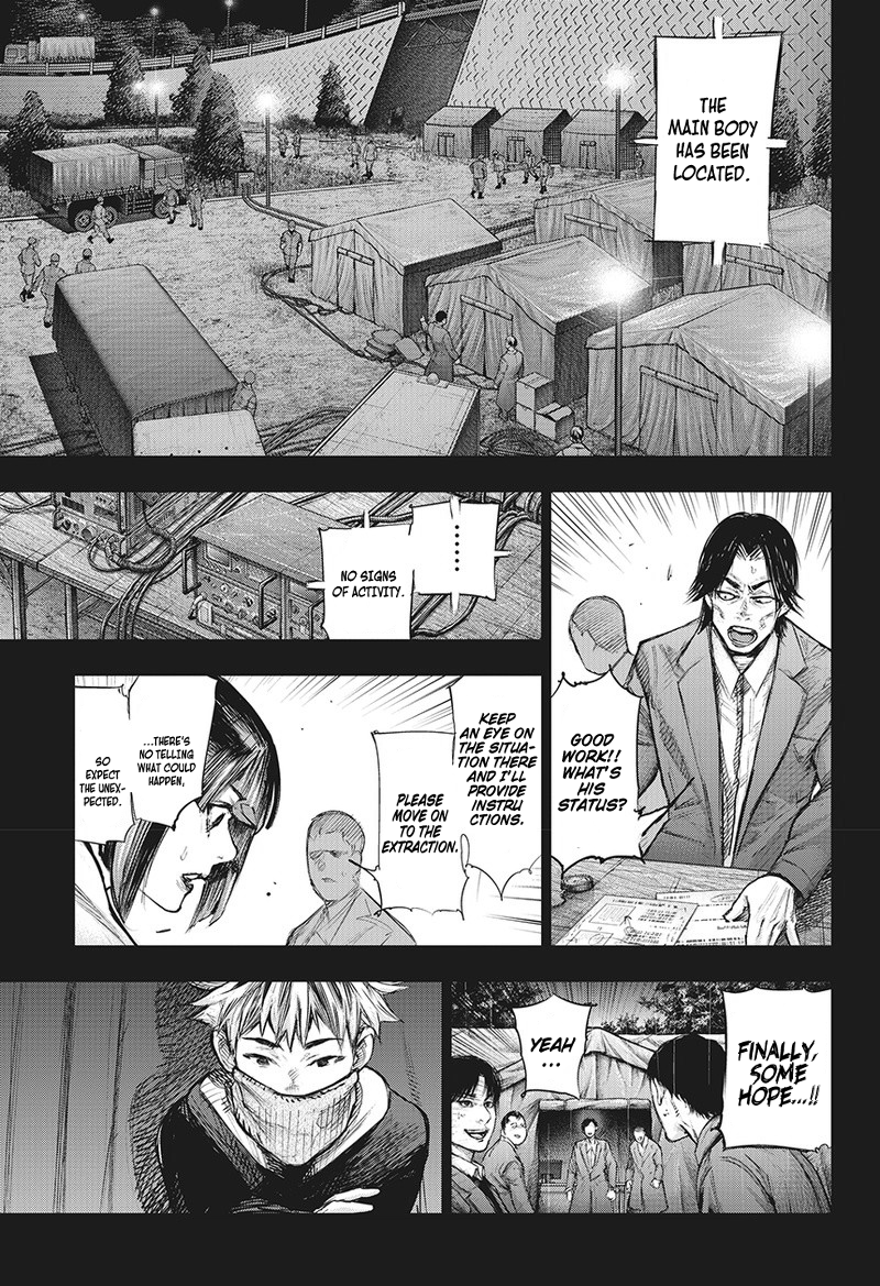 Tokyo Ghoulre Chapter 161  Online Free Manga Read Image 4