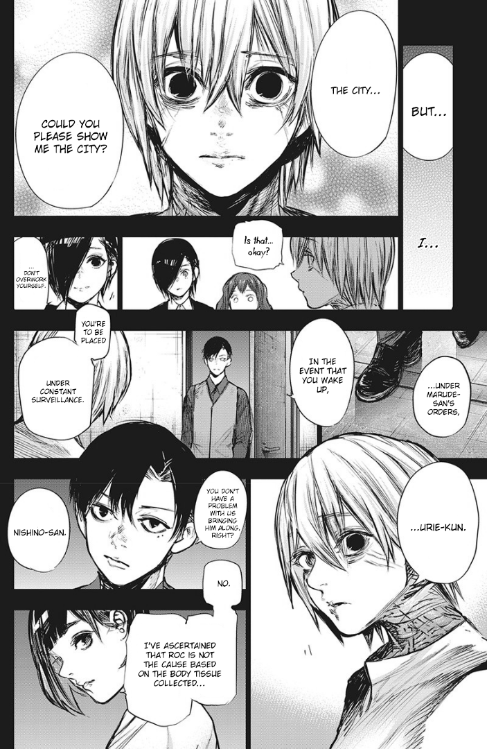 Tokyo Ghoulre Chapter 163  Online Free Manga Read Image 11