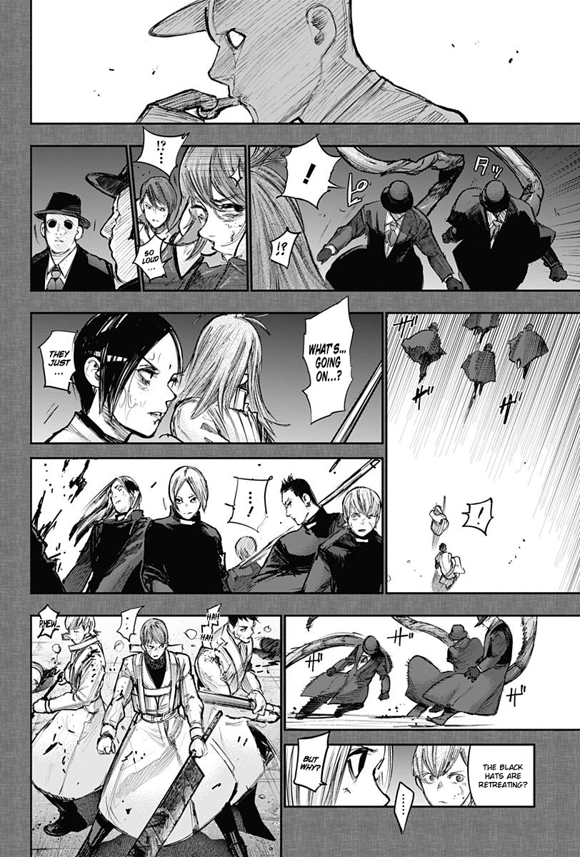 Tokyo Ghoulre Chapter 167  Online Free Manga Read Image 11