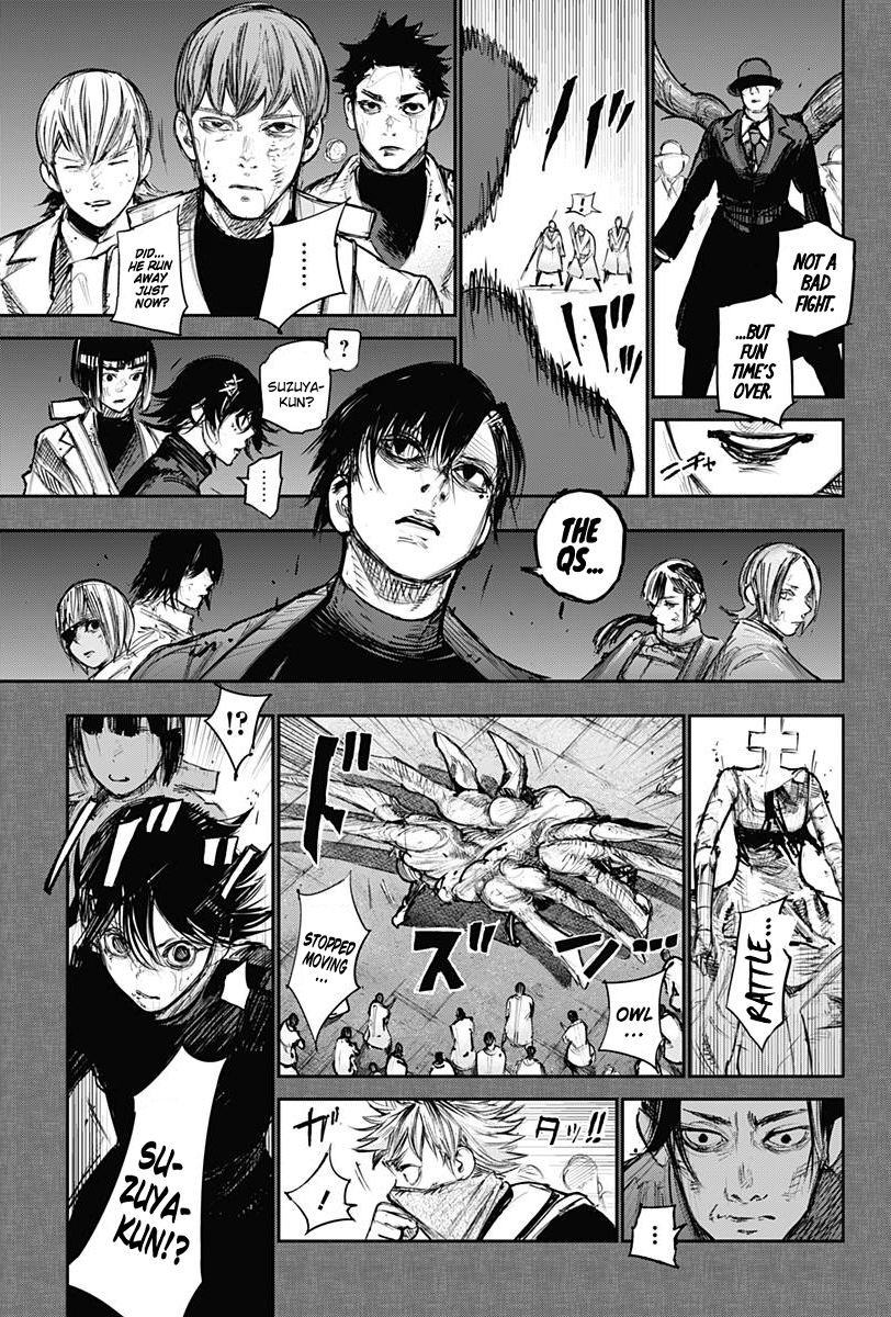 Tokyo Ghoulre Chapter 167  Online Free Manga Read Image 12