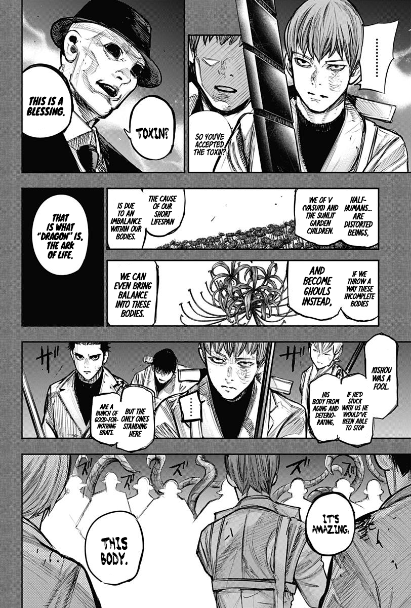 Tokyo Ghoulre Chapter 167  Online Free Manga Read Image 5