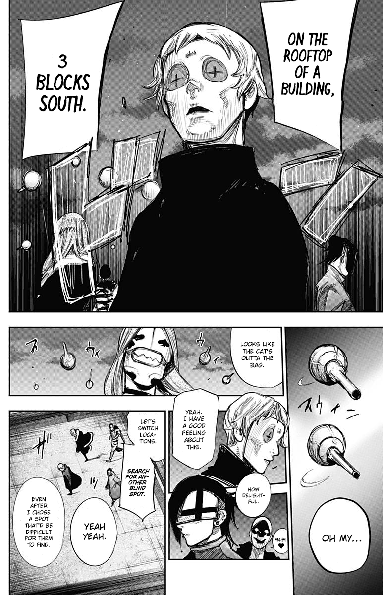 Tokyo Ghoulre Chapter 168  Online Free Manga Read Image 15
