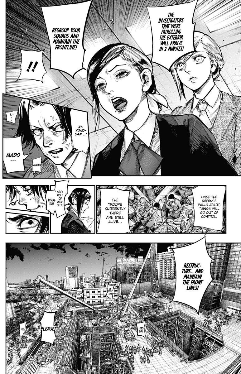Tokyo Ghoulre Chapter 168  Online Free Manga Read Image 7