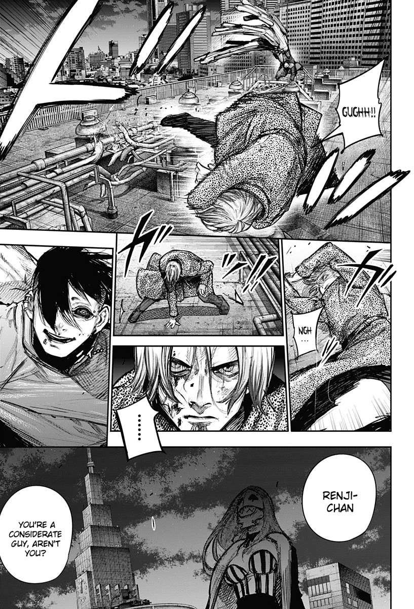 Tokyo Ghoulre Chapter 169  Online Free Manga Read Image 14