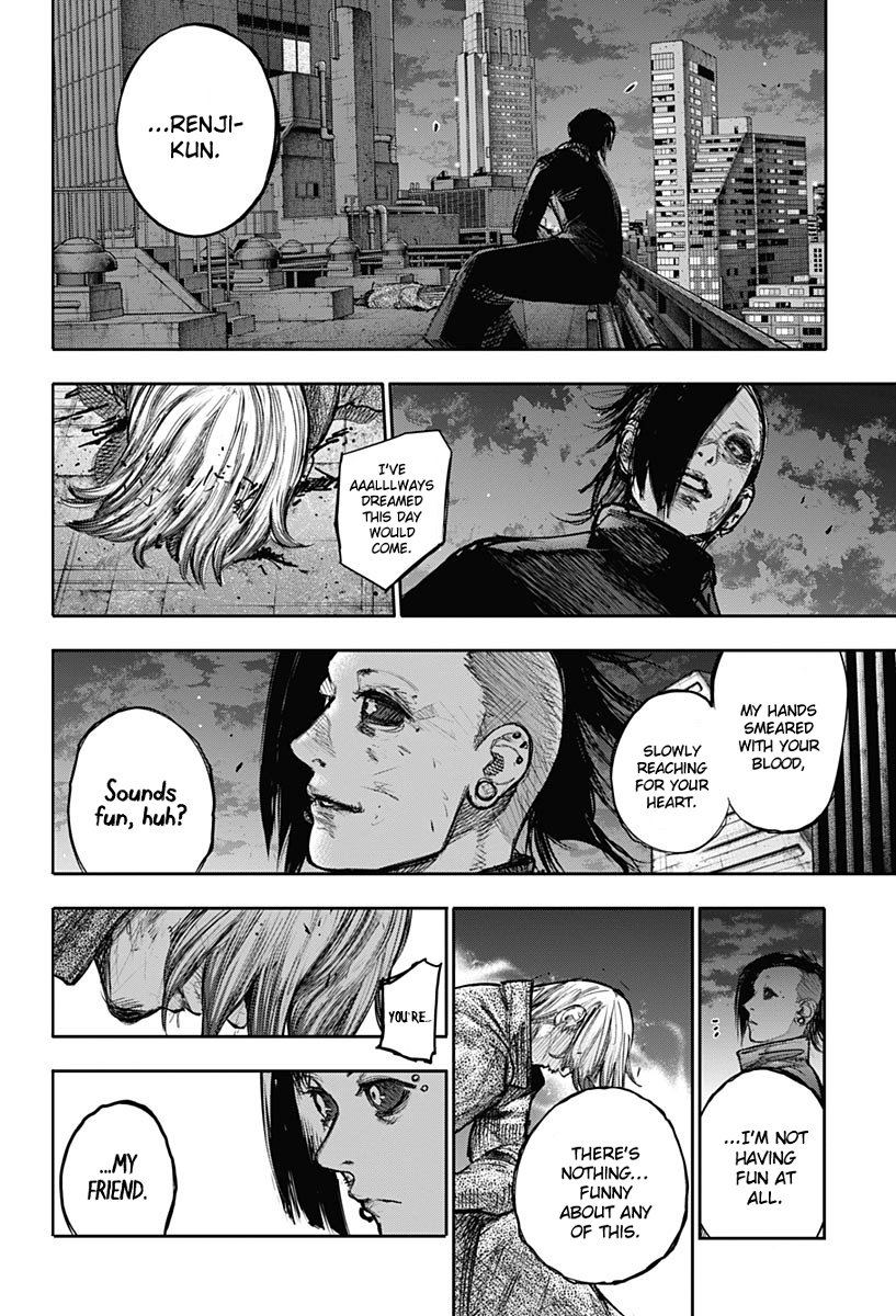 Tokyo Ghoulre Chapter 169  Online Free Manga Read Image 17