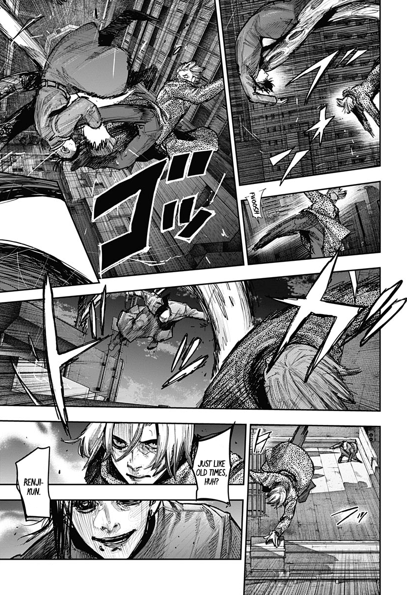 Tokyo Ghoulre Chapter 169  Online Free Manga Read Image 4